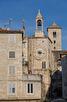 Clock tower at Narodni Square, Split