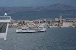 The island ferry services by Jadrolinija, Split