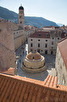 The Onofrio water fountain, Dubrovnik