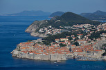 Dubrovnik and surrounding coastline