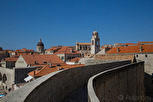 A walk around the city walls, Dubrovnik