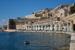 Valletta old waterfront