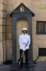 Guard at the Grand Master's Palace, Valletta