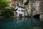 Blagaj Tekke outside Mostar