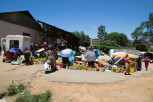 Local market, Mbabane