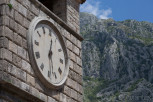 The old clock tower, Kotor