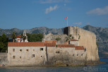 Stari Grad and city walls of Budva