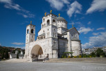 The Cathedral of the Resurrection of Christ, Podgorica