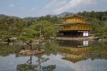 Kinkakuji (Golden Pavilion), Kyoto