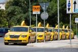 Taxi line, Tirana
