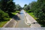 Lana River, Tirana