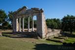 Apollonia ruins, Fier