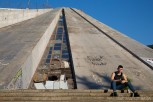 The Pyramid of Tirana