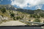 Llogara Pass drive