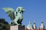 The Dragon Bridge, Ljubljana