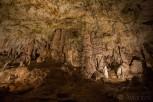 Postojna underground dripstone caves