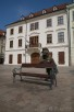 Napoleonic soldier (Napoleónec) statue, Bratislava