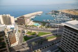 Marina view from Intercontinetal Phoenicia, Beirut