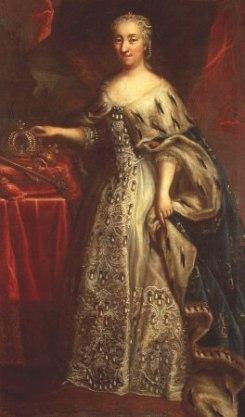 Karl XII:s syster Ulrika Eleonora blev Sveriges drottning.
