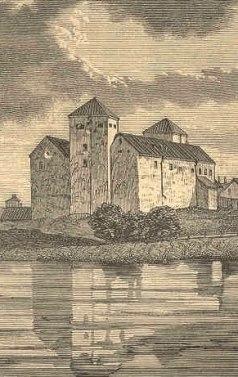 Åbo slott var ett av de fästen som var högt prioterade i återtagandet av Finland. Men truppstyrkan räckte bara till 35 man per slott.