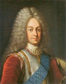 Fursten Vasilij Lukitj Dolgorukov togs på sitt diplomatiska uppdrag emot av Frisenheim. Några år senare dömades han för högförräderi och avrättades.