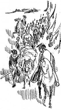 Den långa tröstlösa marschen i kyla, i dåliga kläder, med för lite att äta, ledde till allt fler dödsfall.