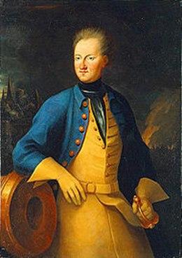 I mars 1715 kom Karl XII hem till det svenska riket igen efter 15 år på slagfält utomlands.