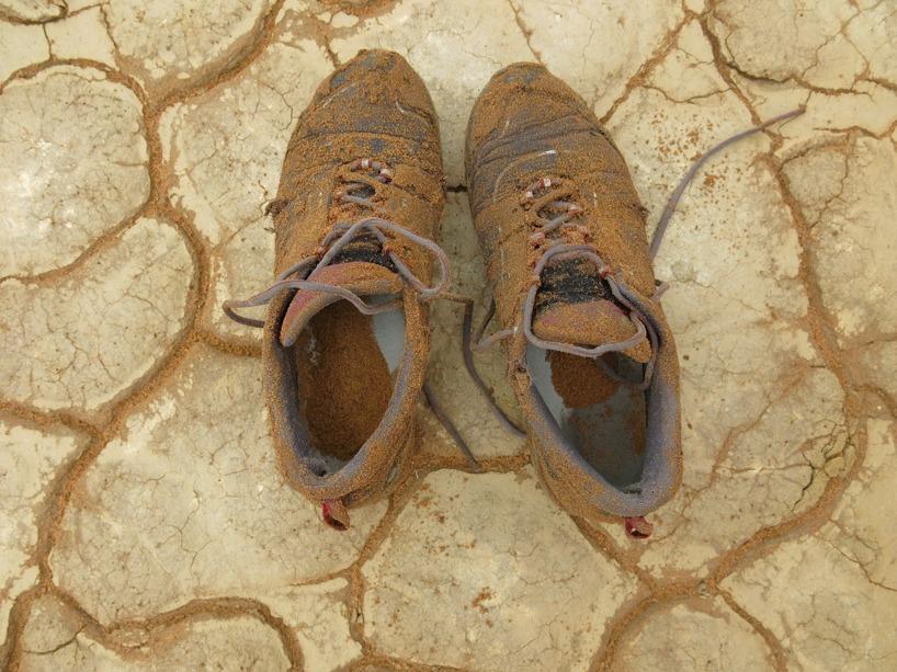 Nödvändigt med skor?