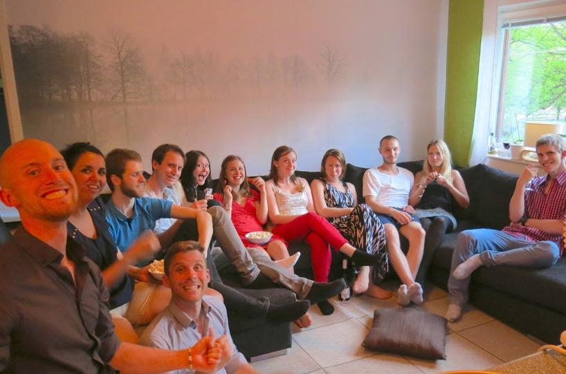 Vilken kväll!! Positiv energi, skratt och bara fina människor i ett och samma rum :) Tack och kärlek till ER alla som var med :)