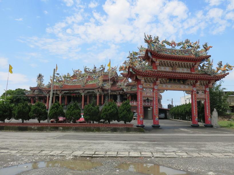 Vackra tempel överallt...