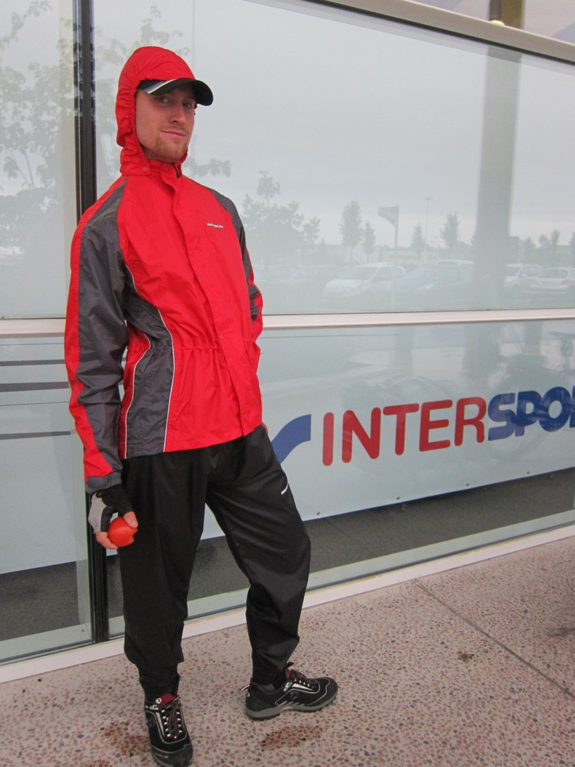 Haha, detta är dagens outfit :)