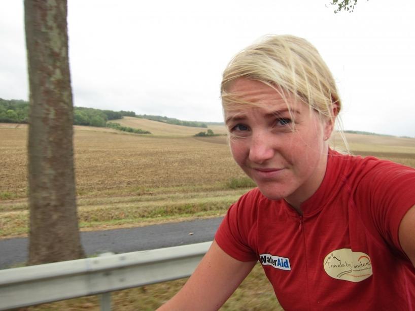 Sidovind eller motvind spelar ingen roll- vi cyklister vill bara ha medvind!