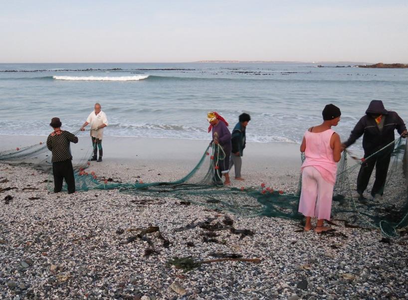Ett sällsynt projekt där en grupp människor går ihop tillsammans med det fattigaste från slummen för att fiska!