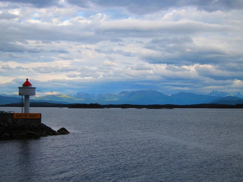 Molde hamn