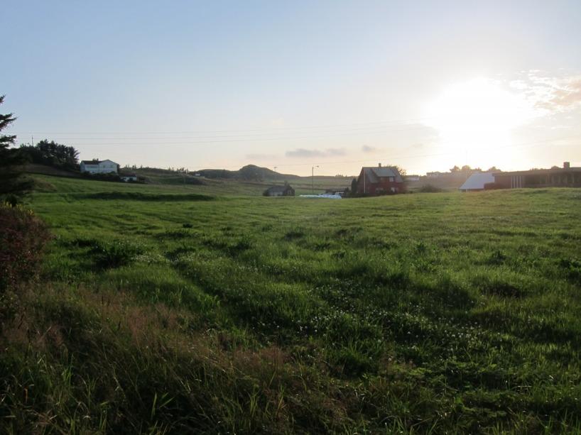 Sista dagen i Norge tryckte vi 115kilometer och kom fram efter solnedgången