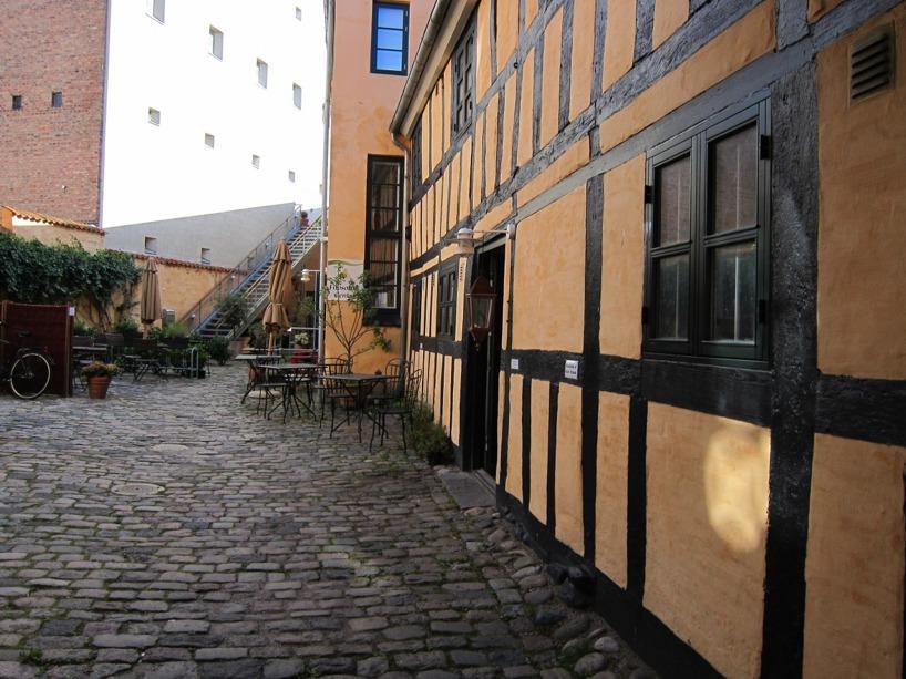Mysigt café i Århus!