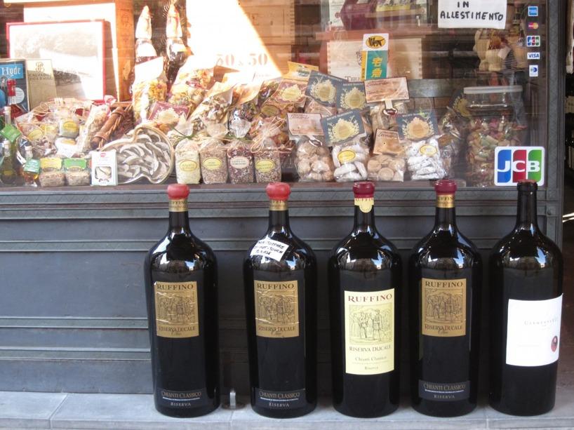 Vin i storpack, svårt för oss att dela på tu man hand ; )