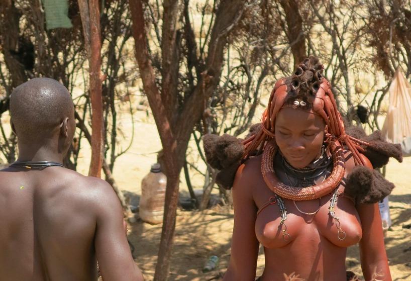 Den nakna sidan av Afrika!