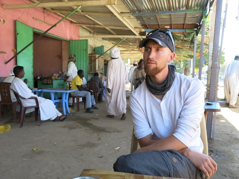 nu lämnar vi Sudan och beger oss med liten oro in i Etiopien