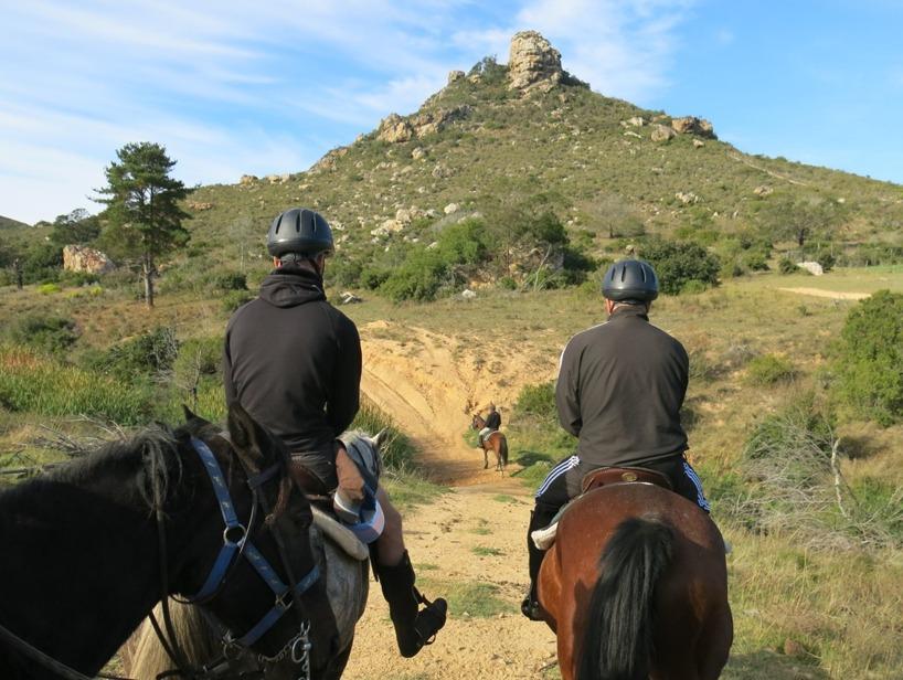 Kanske nästa äventyr är på en hästrygg?
