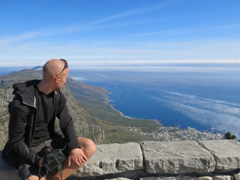 Visste du att Table Mountain är en utav världens naturliga sju underverk?