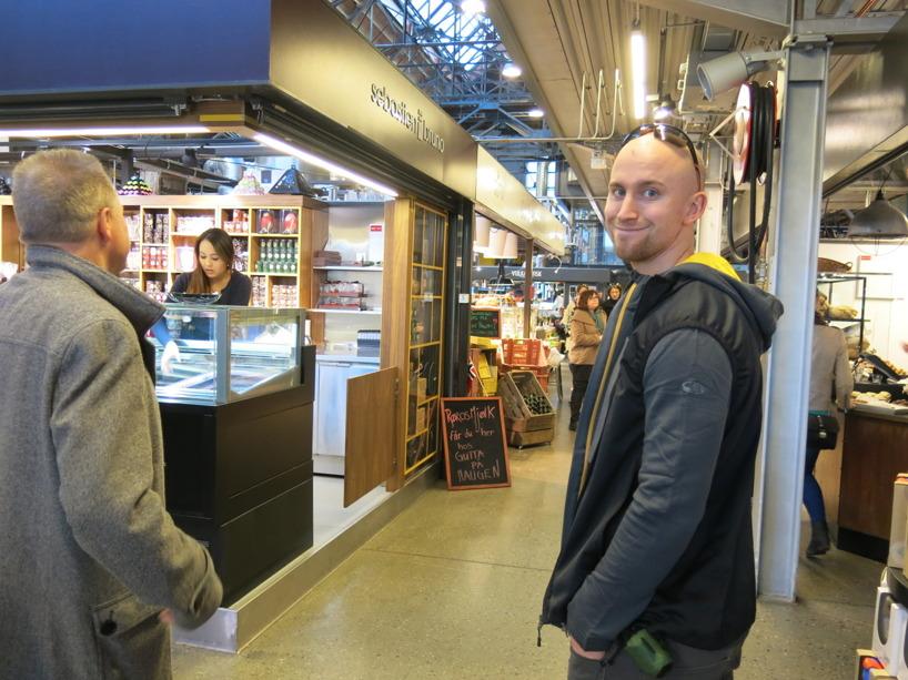 Mathallen är vår älsklingsplats i Oslo :)