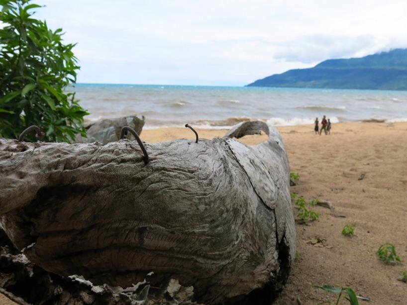 Strandlivet i Malawi