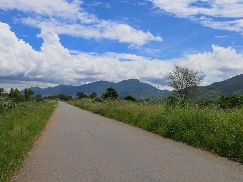 På väg söderut i Malawi!