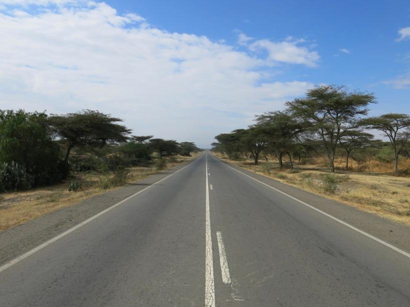 Hört historier om att Kenya jagat in savanndjur från dessa områden för att locka till sig turister...