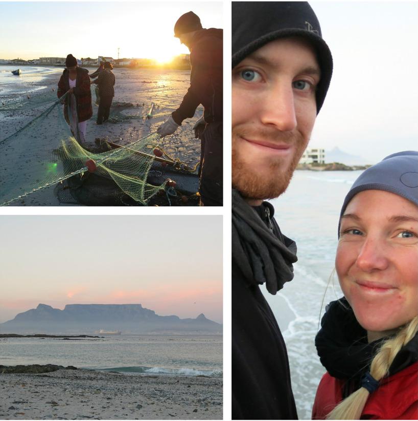 Kapstaden och närområdet var en helt unik upplevelse!