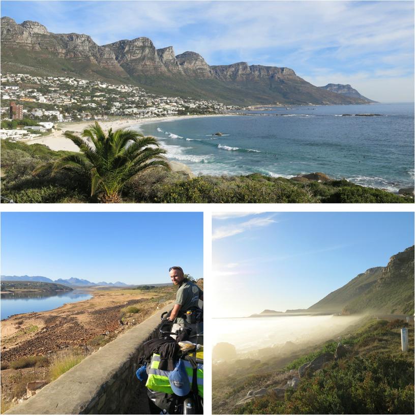 Sydafrika med cykel, måste göras innan man dör!
