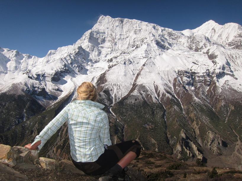 Trekking i Nepal!