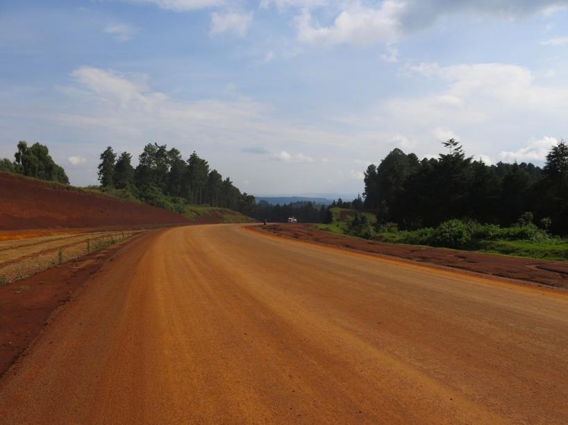 Afrikas röda jord!