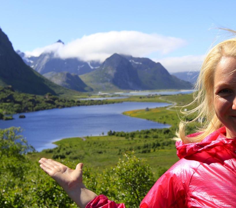 Norge (Juni,Juli, Augusti) - Det vackraste landet på HELA resan!